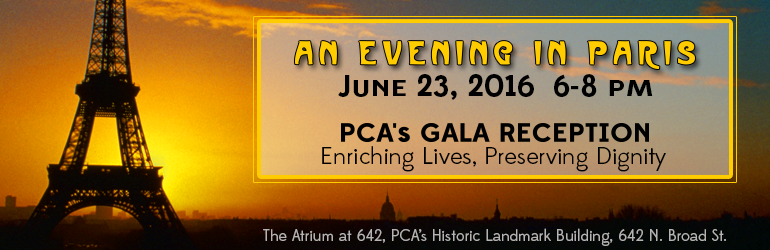PCA 2016 Gala Save the Date