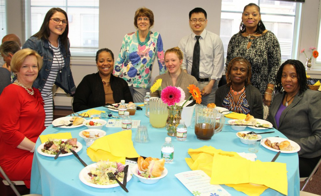 PCA staff at Employee Appreciation Day