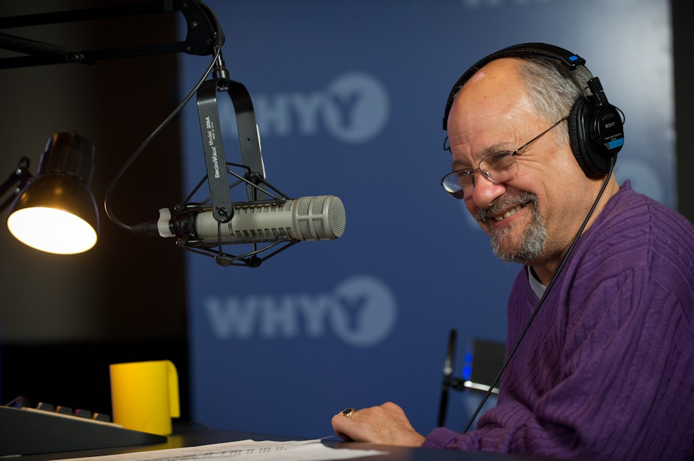 Dr. Dan Gottlieb is host of WHYY radio's Voices In The Family