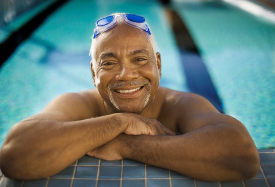 Exercise, like swimming, offers many health benefits.