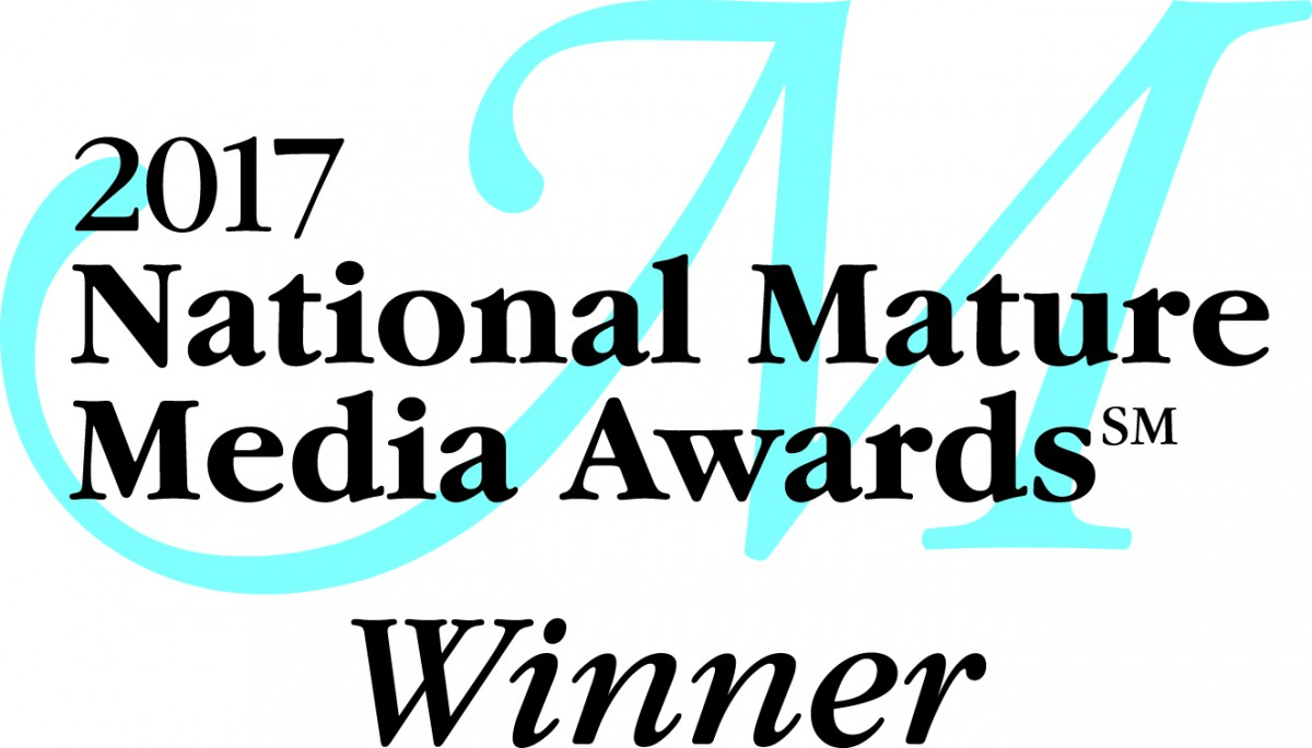 2017 National Mature Media Awards Winner logo