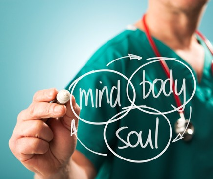 Integrating mind, body and spirit can help with health care outcomes. (iStock)