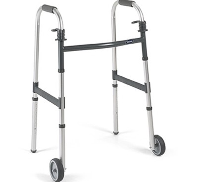 Vanity can be an obstacle to using a walker for some people. (google.com/images)