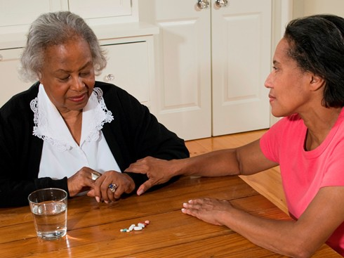 PCA Domiciliary Care (Dom Care) providers provide room and board, supervision of medication services, help with hygiene and laundry and other assistance to adults with disabilities. (ThinkStock)