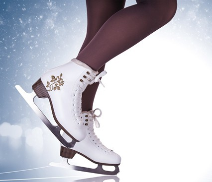 Dorothy Stanaitis' childhood ice skating aspirations were inspired by famed ice skater famous ice skater. Sonja Henie. (istock)