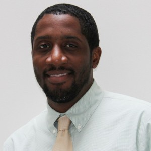 Dorian Harris, PCA's Housing Services Manager