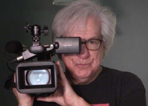 Videographer and Renaissance man Gerald Kolpan