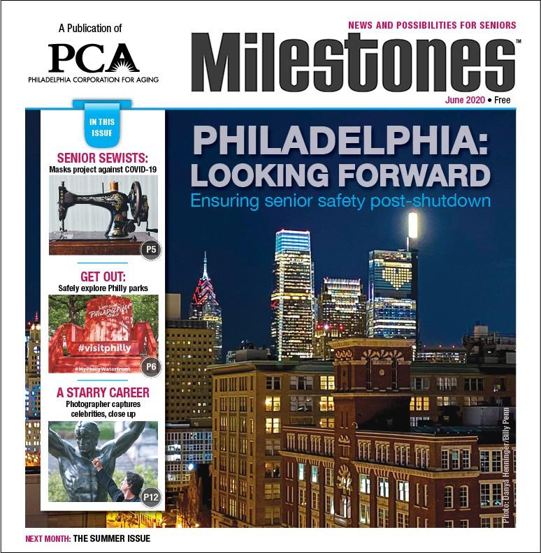 Milestones From 2017 Into 2018: Philadelphia Corporation For Aging