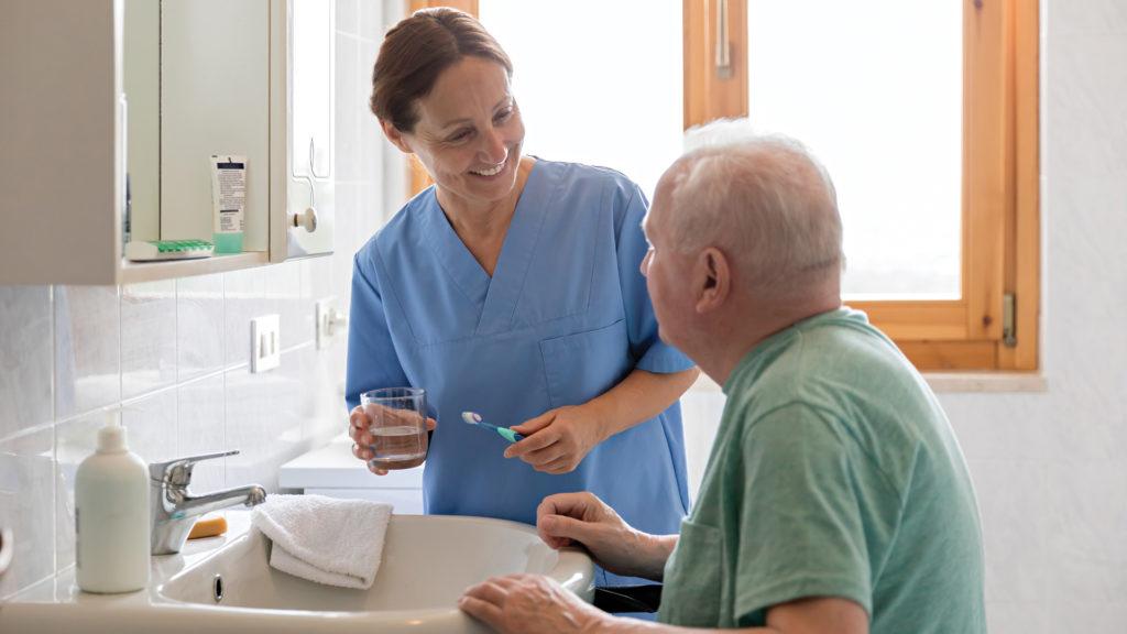 Domiciliary Care Program