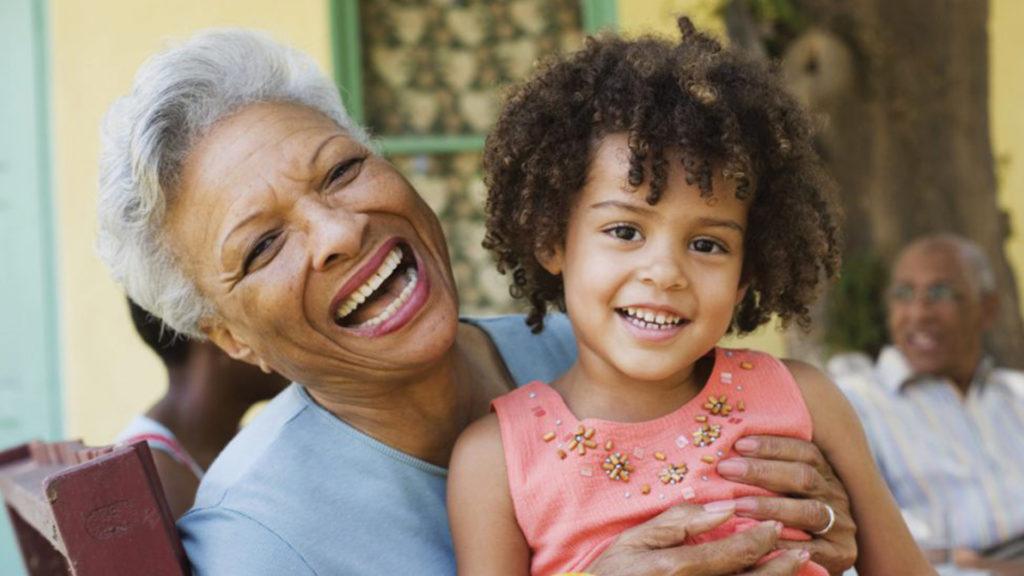 Older Relatives Caring for Children